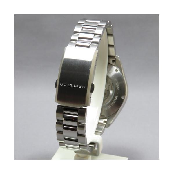 24回払いまで無金利 H70505133 HAMILTON ハミルトン カーキ フィールド デイデイト オート メンズ腕時計 国内正規品  送料無料  |quelleheure-1|03