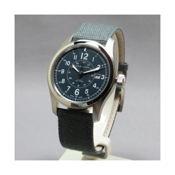 24回払いまで無金利 H70605943 HAMILTON ハミルトン カーキフィールド オート メンズ腕時計 国内正規品  送料無料  |quelleheure-1|02