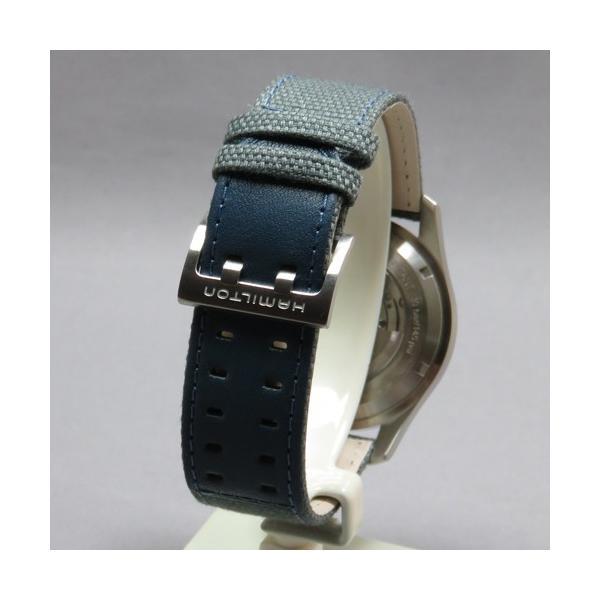 24回払いまで無金利 H70605943 HAMILTON ハミルトン カーキフィールド オート メンズ腕時計 国内正規品  送料無料  |quelleheure-1|03
