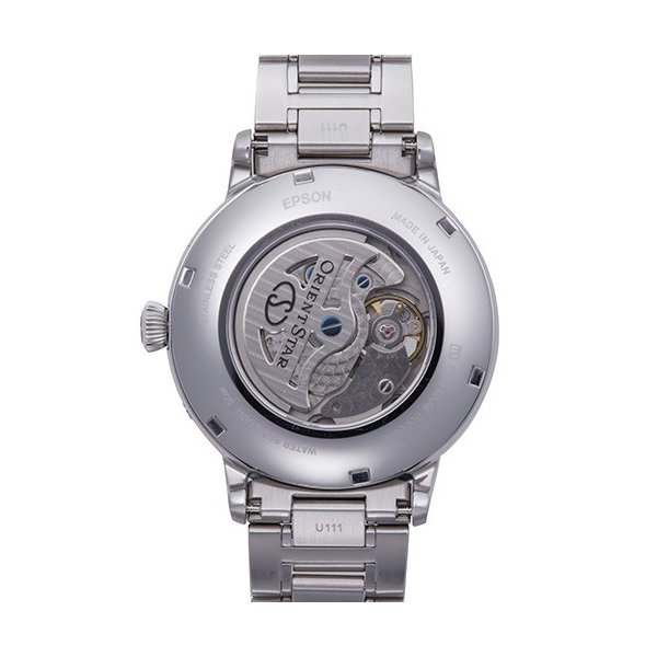 ORIENT STAR オリエントスター MECHANICAL MOON PHASE 自動巻き 手巻き付 メンズ腕時計 RK-AM0004B  |quelleheure-1|02