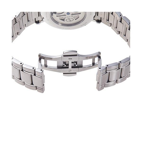 ORIENT STAR オリエントスター MECHANICAL MOON PHASE 自動巻き 手巻き付 メンズ腕時計 RK-AM0004B  |quelleheure-1|04
