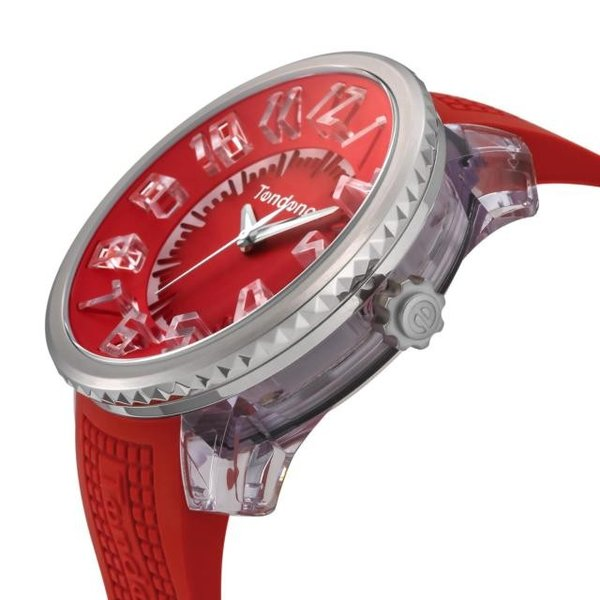 TENDENCE テンデンス FLASH フラッシュ クォーツ 腕時計 LEDライト マルチファンクション TY532005   quelleheure-1 03