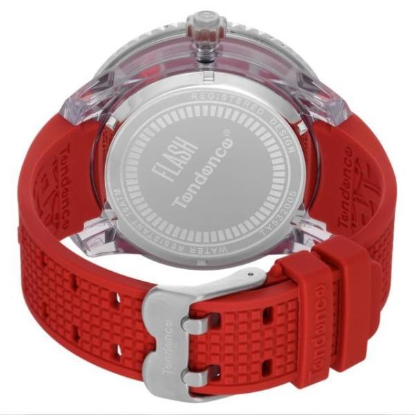 TENDENCE テンデンス FLASH フラッシュ クォーツ 腕時計 LEDライト マルチファンクション TY532005   quelleheure-1 04