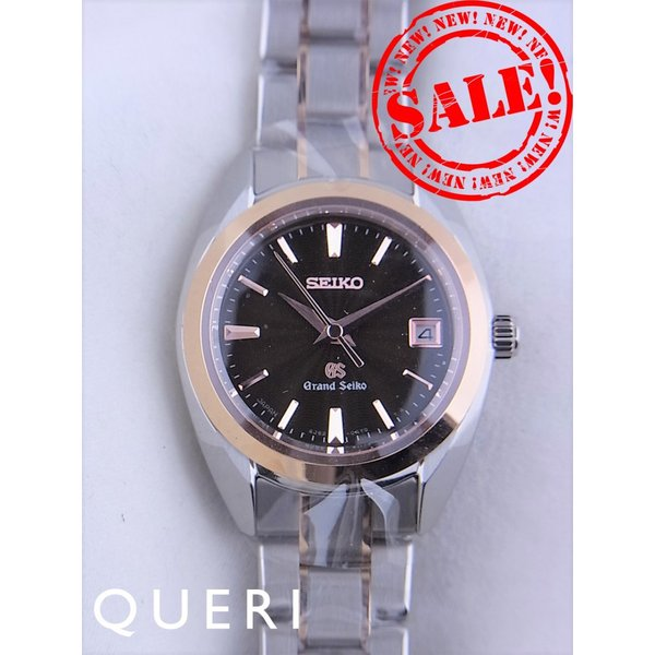 save off 7b827 30b72 グランドセイコークオーツレディースブライトチタンSTGF112(4J52-0AG0) 新品