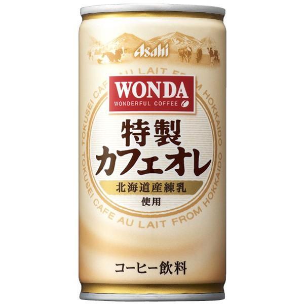 缶コーヒー ワンダ 特製カフェオレ 185ml 30本 ポイント消化 quickfactory-annex 02