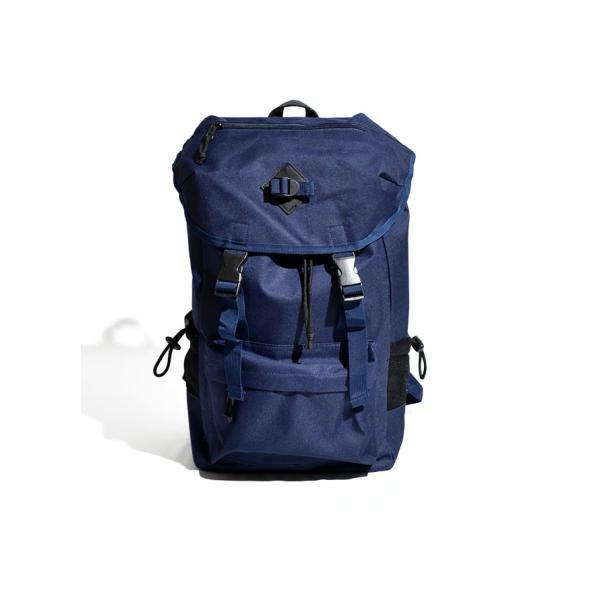 87649cb30f1b ... リュックサック デイパック メンズ バックパック 鞄 カバン ナイロン製 フラップ カジュアル アウトドア 紺 黒 迷彩 ...