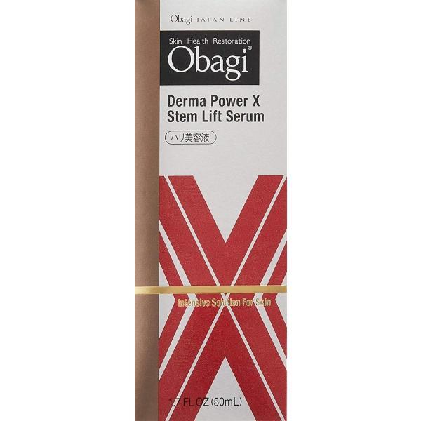 Obagi(オバジ) オバジ ダーマパワーX ステムリフト セラム(コラーゲン エラスチン 美容液) 50ml r-ainet