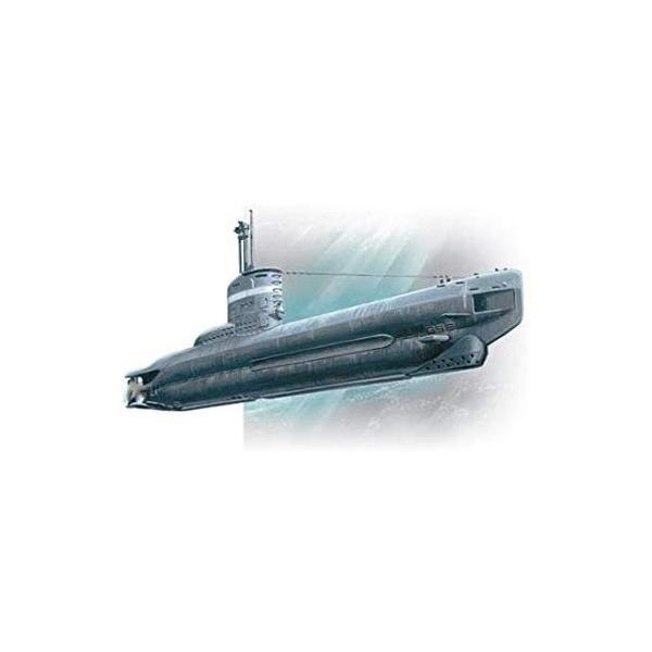 ICM 1/144 ドイツ軍 Uボート XXIII型 プラモデル S004|r-ainet|02