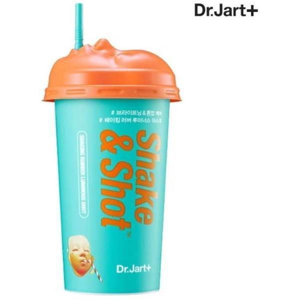 Dr. Jart ゴムモデリングマスクパックを振っdermask 発光ショット 発光ショット 並行輸入品|r-ainet