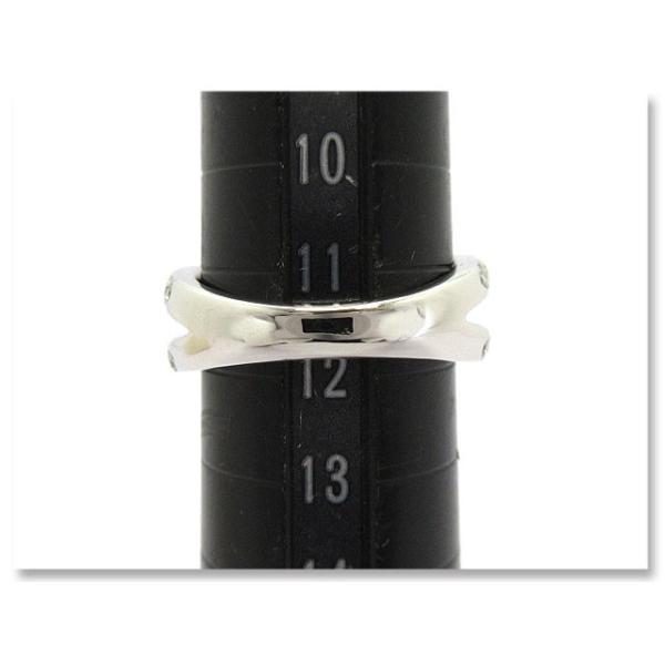 ミラショーン milaschon 指輪 Pt900 K18 ルビー ダイヤモンド リング 11.5号 ジュエリー ブランド レディース 人気 おすすめ 中古 美品