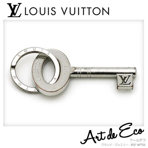 ルイヴィトン  LOUIS VUITTON キーホルダー キーリング ポルト クレ トラベル キー M67143 ブランド レディース メンズ 人気 おすすめ 中古