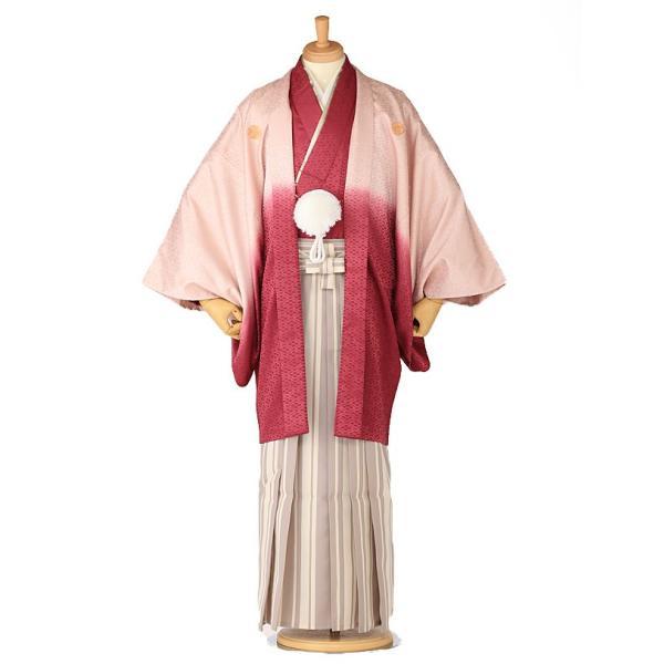 袴レンタル 着物 男 成人式 卒業式 紫系 IAF0027|r-kimonoshop