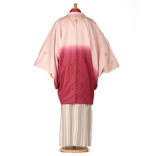 袴レンタル 着物 男 成人式 卒業式 紫系 IAF0027|r-kimonoshop|02
