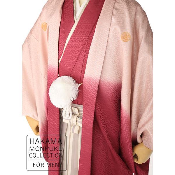 袴レンタル 着物 男 成人式 卒業式 紫系 IAF0027|r-kimonoshop|03