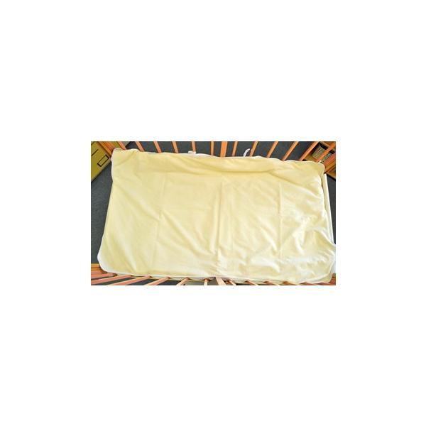 防水シーツ 抗菌 防臭 おねしょシーツ ベビーベッド サイズ (ミニサイズ 70x120cm) パイル地 (配送:ゆうパケット1)|r-style|09