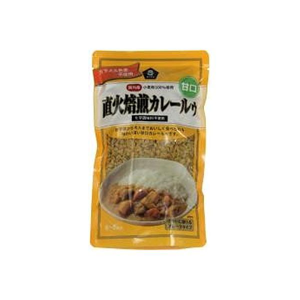 ムソー直火焙煎カレールゥ 甘口 170g