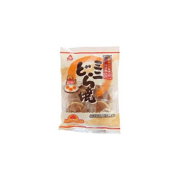 【感謝セール】通常324円が291円!!サンコー ミニどら焼 6個
