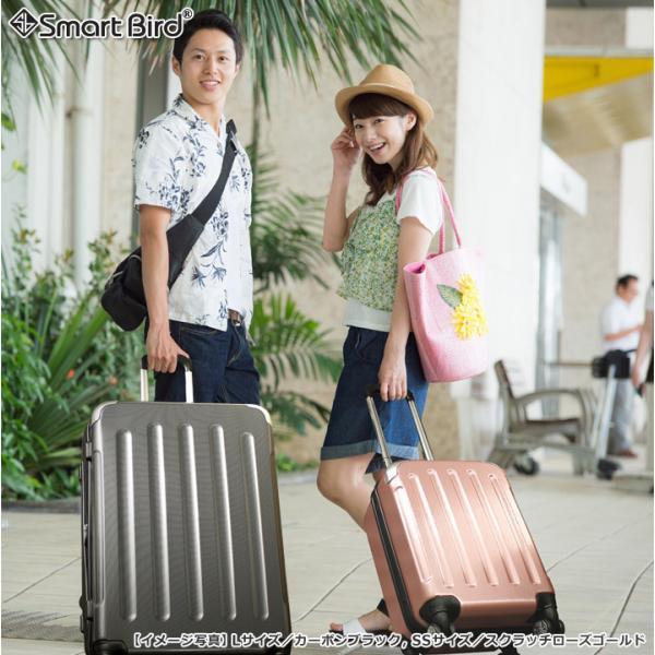 スーツケース 機内持ち込み 軽量 小型 SSサイズ TSAロック キャリーバッグ キャリーケース|rabbittuhan|02