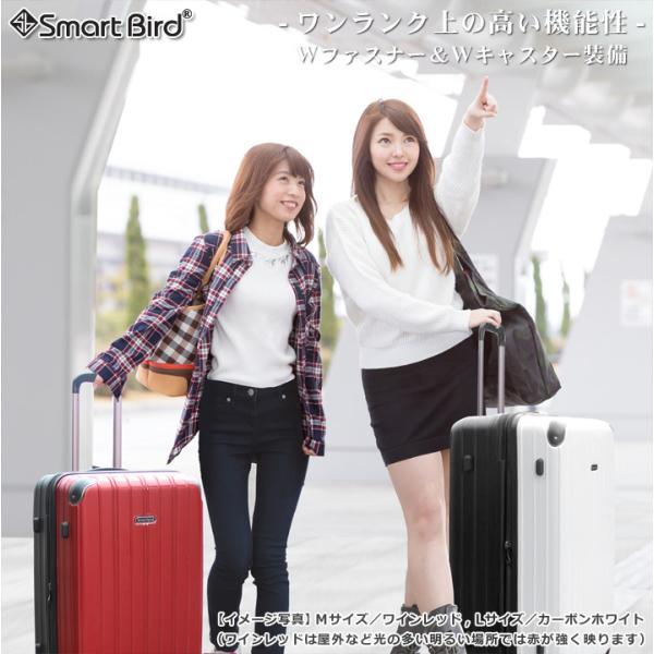 スーツケース L サイズ 大型 超軽量 TSAロック キャリーバッグ キャリーケース|rabbittuhan|02