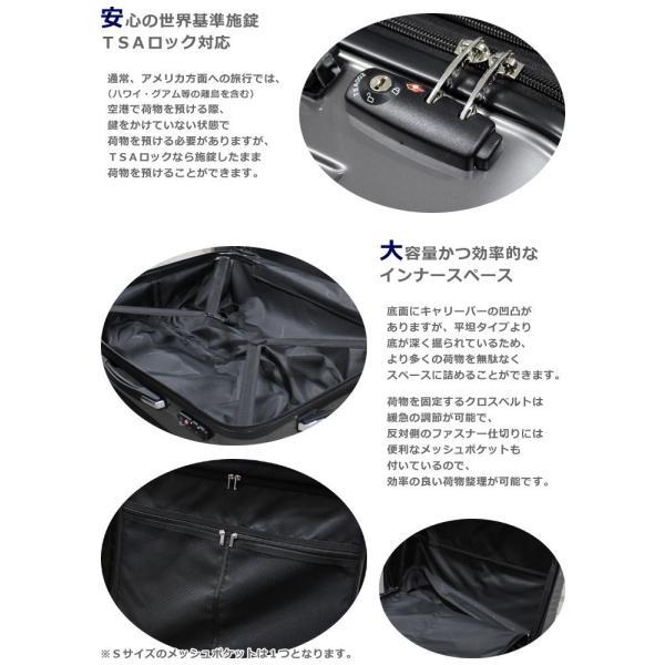 【アウトレット品】スーツケース 大容量 S サイズ キャリーバッグ 小型  超軽量 拡張機能付き 8輪 Wキャスター TSAロック|rabbittuhan|06