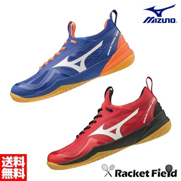 【2018NEW】ミズノ バドミントンシューズ ウェーブファングゼロ(71GA1990)WAVE FANG ZERO MIZUNO|racket-field