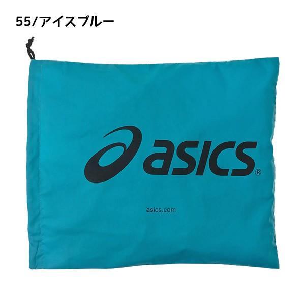 【メール便送料無料】アシックス シューズケース(TZS987)シューバッグ シューズ袋 ソフトテニス バドミントン ASICS racket-field 04