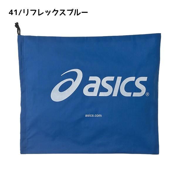 【メール便送料無料】アシックス シューズケース(TZS987)シューバッグ シューズ袋 ソフトテニス バドミントン ASICS racket-field 06