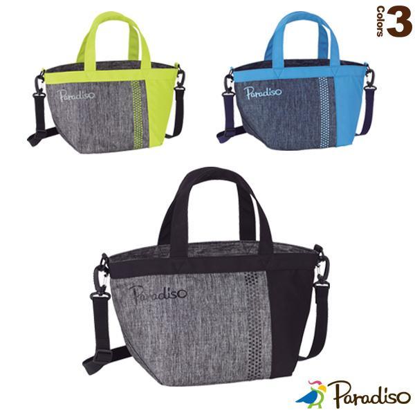 パラディーゾ テニスバッグ  コートバッグ/バイカラーシリーズ(TAA932)