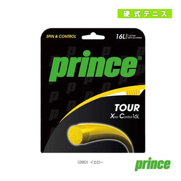 プリンス テニスストリング(単張)  ツアー XC/Tour XC(7J915/7J916)(ポリエステル)ガット