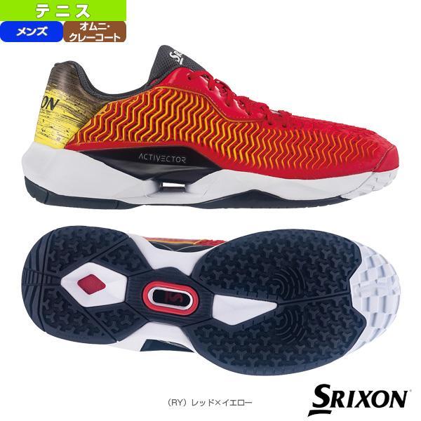 スリクソン テニスシューズ  アクティベクター オムニ・クレーコート用/ACTIVECTOR OMNI AND CLAY/メンズ(SRS1013)