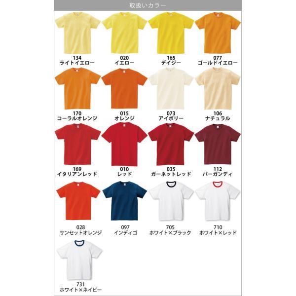 Tシャツ 無地 プリントスター Printstar/5.6ozヘビーウェイト半袖無地Tシャツ /キッズ 085-CVT-G|radio-flyer|04