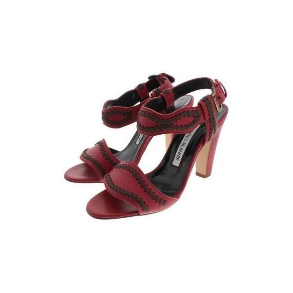 MANOLO BLAHNIK  / マノロ ブラニク 靴・シューズ レディース