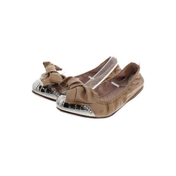 MIU MIU / ミュウミュウ 靴・シューズ レディース
