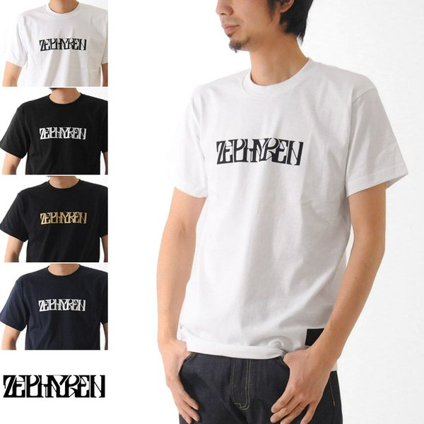 ゼファレン ZEPHYREN Tシャツ ヴ...