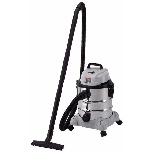 乾湿両用掃除機EVC-200SCL20L丈夫で錆びにくいステンレスタンク藤原産業E-Value