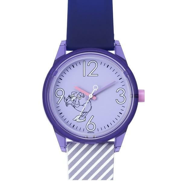 【正規品】キューアンドキュー スマイルソーラー Q&Q Smile Solar Disney Collection 腕時計 シチズン QQ RP20-801 レディース