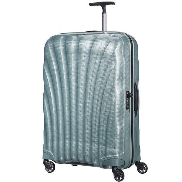 【ラッピング不可】サムソナイト Samsonite 73351 1432 スーツケース コスモライトスピナー 75cm 94L アイスブルー キャリーケース