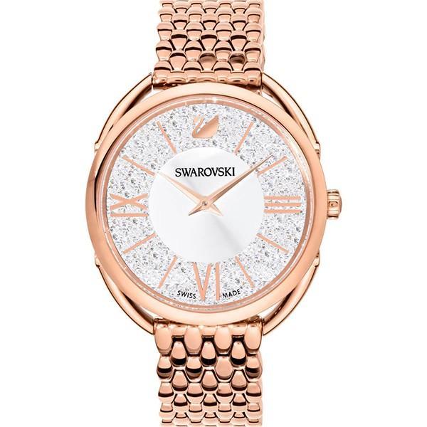 【並行輸入品】スワロフスキー SWAROVSKI 腕時計 5452465 Crystalline Glam リスタルライン グラム クオーツ レディース