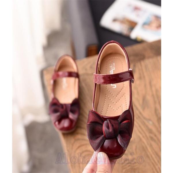 子供靴 フォーマルシューズ 靴 スパンコール リボンフォーマル靴 発表会 結婚式 卒業式 パーディー 七五三 入学式 キッズ AlohaMahalo|rainbow-beach88|04