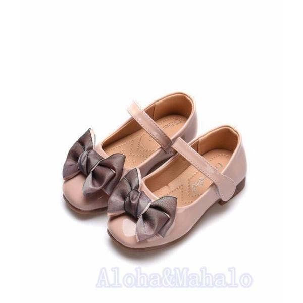 子供靴 フォーマルシューズ 靴 スパンコール リボンフォーマル靴 発表会 結婚式 卒業式 パーディー 七五三 入学式 キッズ AlohaMahalo|rainbow-beach88|05