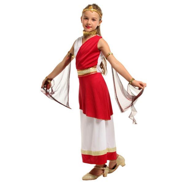 ハロウィン 女の子 子供 Halloween プリンセススカート コスプレ専用 アラビア王女 キッズグッズ 変装 アラビア風 舞台 ナルト|rainbow18-store|02