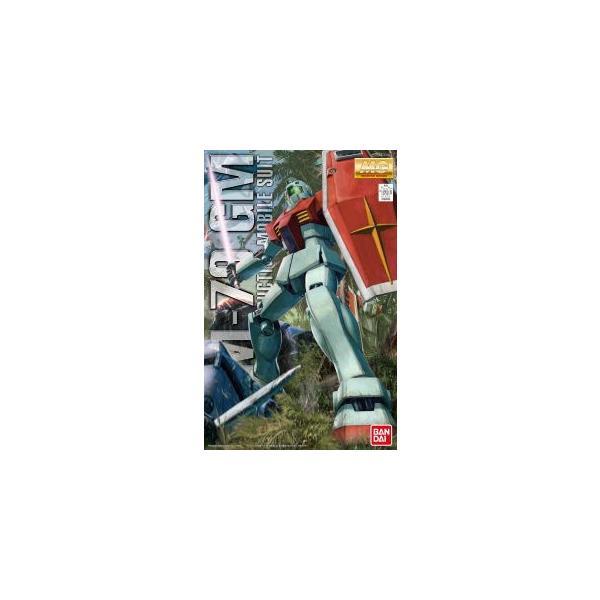バンダイ MG 1/100 RGM-79 ジム Ver.2.0|rainbowten|03