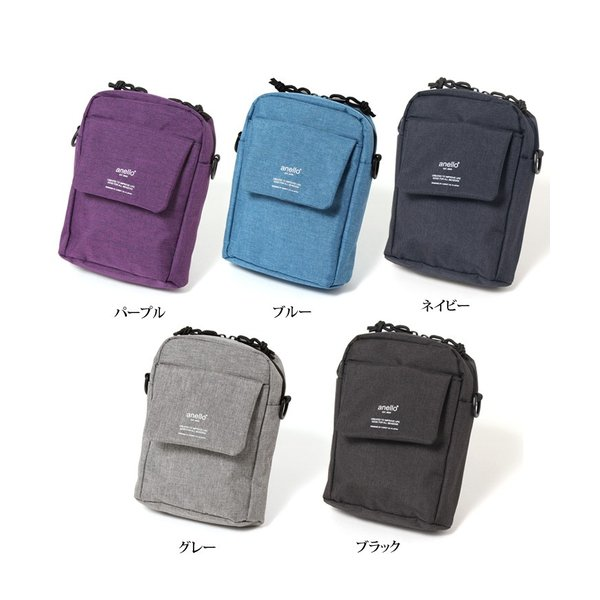 アネロ サコッシュ マザーズバッグ メンズ レディース 斜め掛け 鞄 かばん ショルダー anello|rainbunker|03