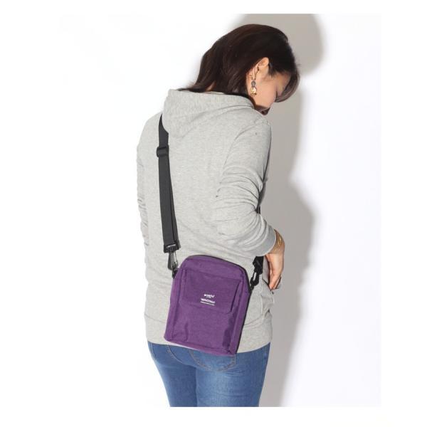 アネロ サコッシュ マザーズバッグ メンズ レディース 斜め掛け 鞄 かばん ショルダー anello|rainbunker|05