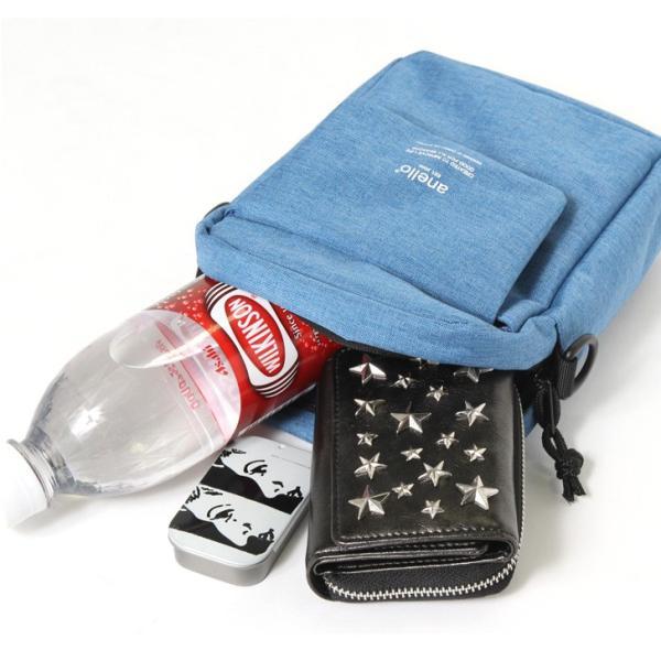 アネロ サコッシュ マザーズバッグ メンズ レディース 斜め掛け 鞄 かばん ショルダー anello|rainbunker|07