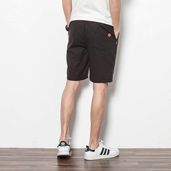 コットンリネン ショートパンツ メンズ 短パン ボトムス 夏 麻 綿 清涼 吸汗 9色 Pant217(メール便送料無料)|raisenseshop|06
