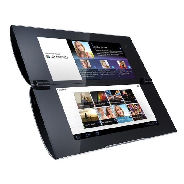 [訳あり特価]SONY タブレットPC Tablet P SGPT211JP/S 3G+Wi-Fiモデル[5.5型/Tegra 2/1GB/4GB/Android 3.2] rakuden