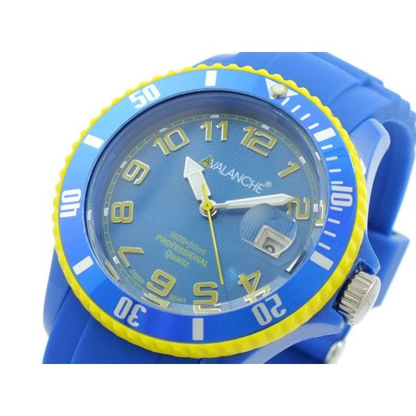 アバランチ AVALANCHE レディース 腕時計 AV-1019S-BY-40