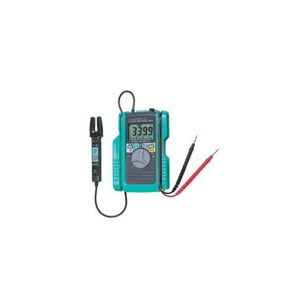 共立電気計器 KYORITSU 2000A AC/DCクランプ付きデジタルマルチメータ(2000の後継品)