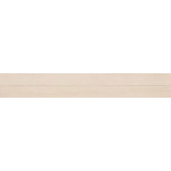 (法人様宛限定)(送料無料)ウッドワン AJ3523-7-WH 対応玄関廻り部材 リフォームタイプ 上り框 ホワイト色|rakurakumarket
